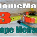 3 HomeMade Tape Measure Hacks / Tools / Tricks .