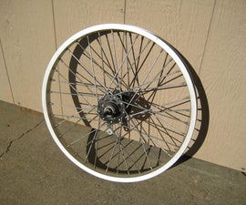 Build Your First Bike Wheel!