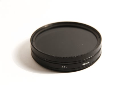 Simple Variable Neutral Density Filter