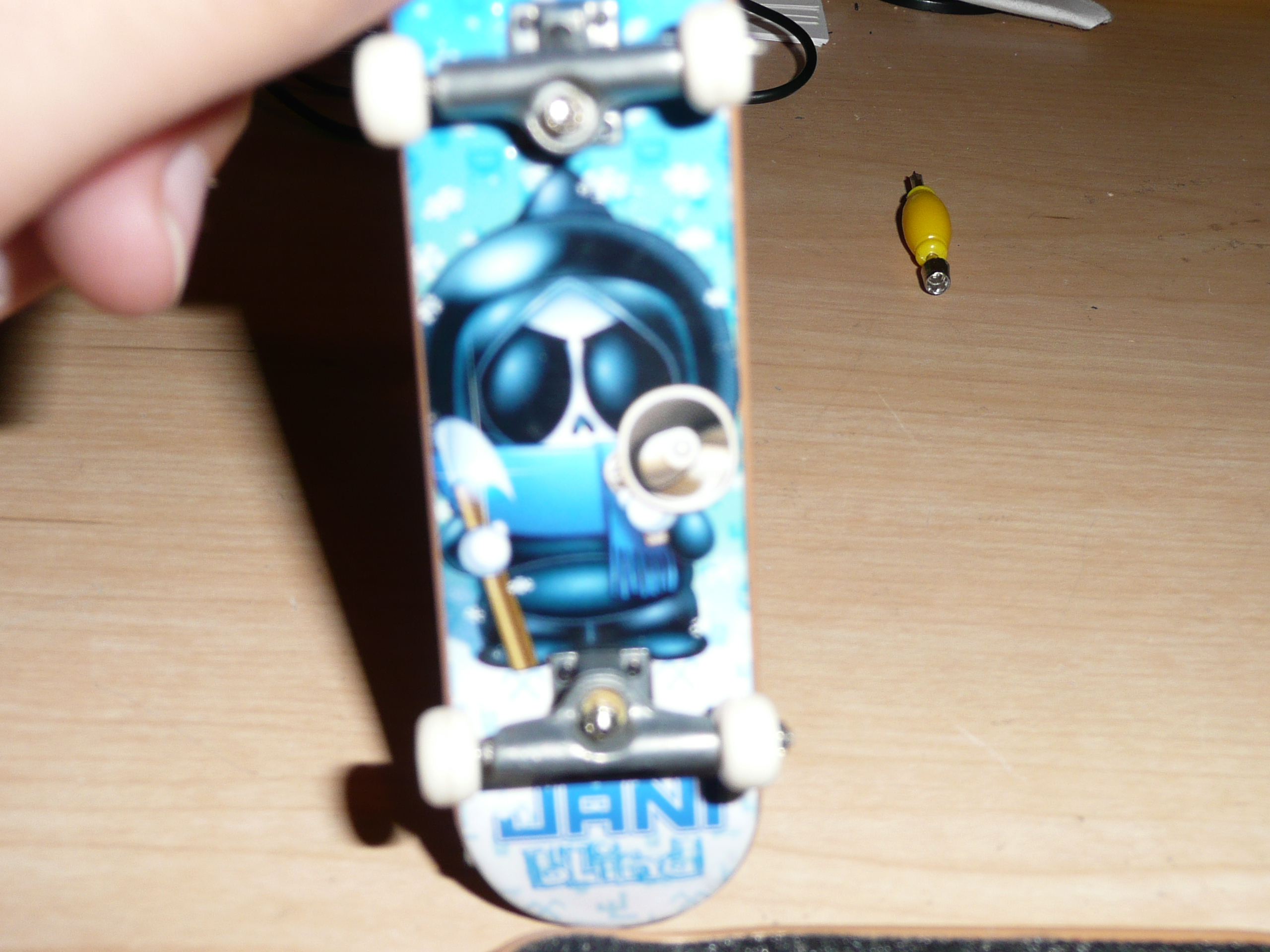 Picture of Tech Deck Keychain