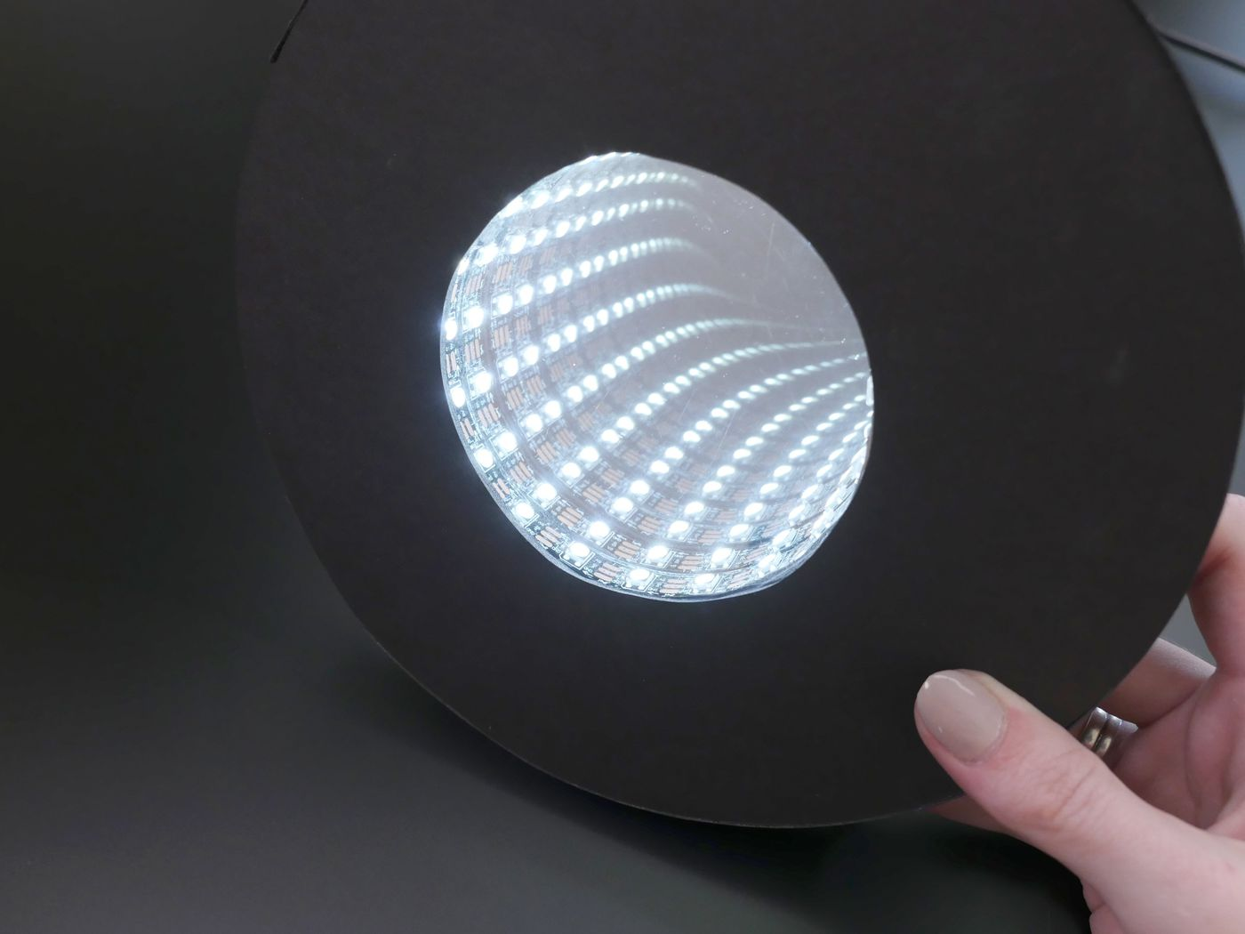 Project: Infinity Mirror