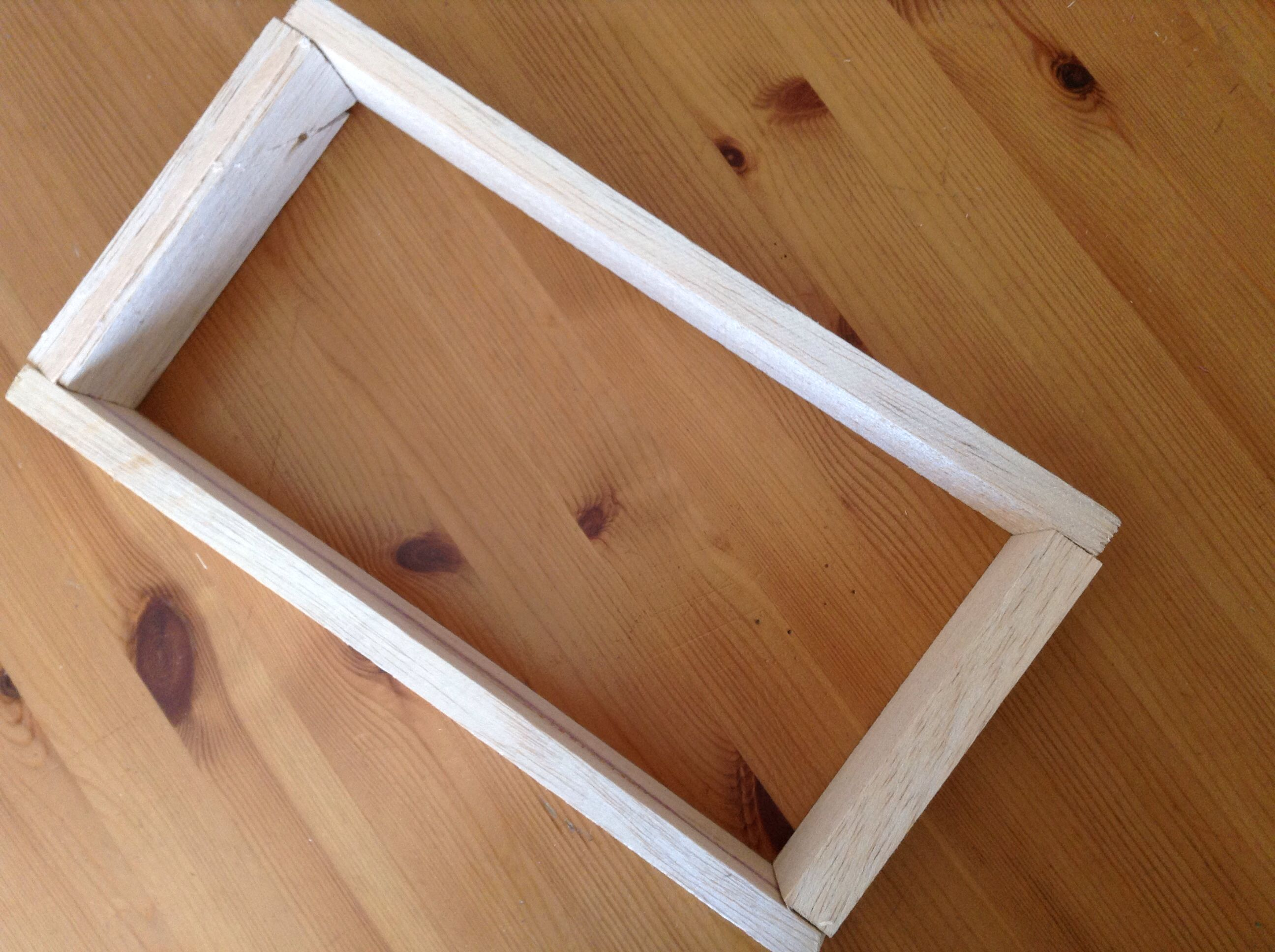 Picture of Build a Wood Box.
