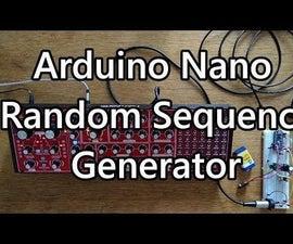 Midi Random Sequence Generator