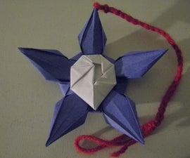 How to Make an Origami Wayfinder