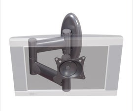 $400 LCD Articulating Bracket on the Cheap
