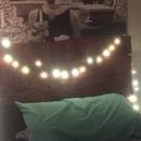 Wooden Headboard for Dorm Beds