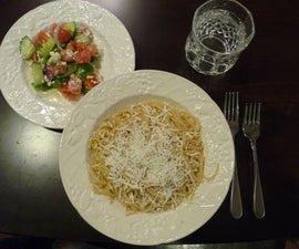 Browned Butter and Myzithra Pasta (Mac 'N Cheese for Grown-ups)