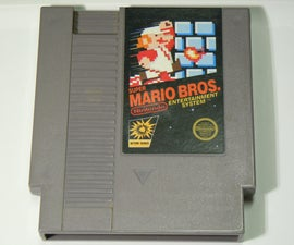 NESBot: Arduino Powered Robot beating Super Mario Bros for the NES