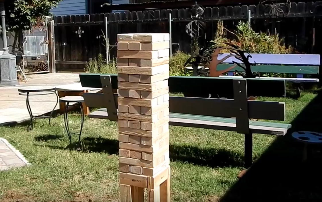 Picture of Make a Giant Jenga!