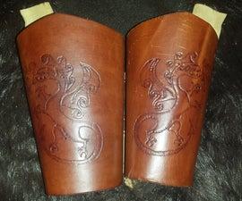 Viking Arm Bracers