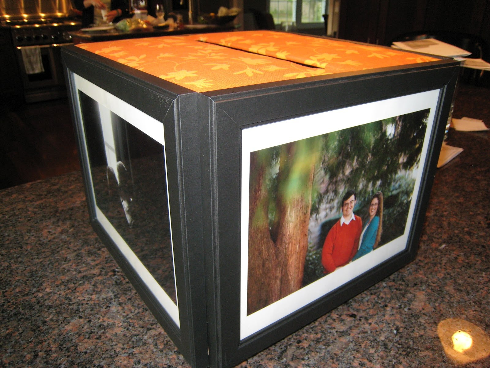 Decorate Wooden Picture Frames