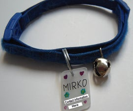 Easy Pet ID Tags