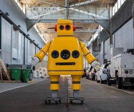 Instructable Robot Speaker at Pier 9