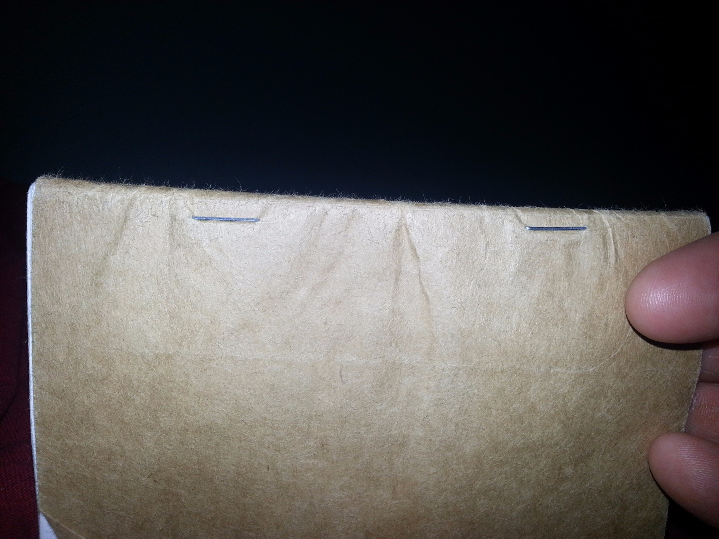 Picture of Saddle Stitch?