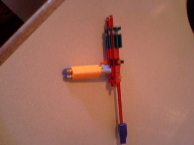 My Knex Pistol