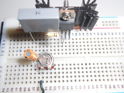Easy to Build Headphone Amplifier Using Mosfets