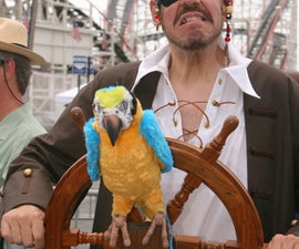 Arrrr Me Hardys - Tis the Segway Pirate!