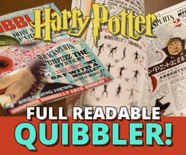 The Quibbler - Full Readable Magazine