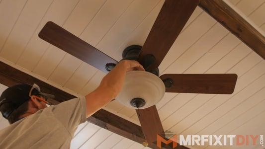 Change Direction of Ceiling Fan