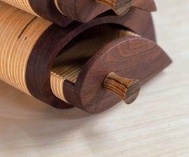 Make Drawer Pulls Without a Lathe