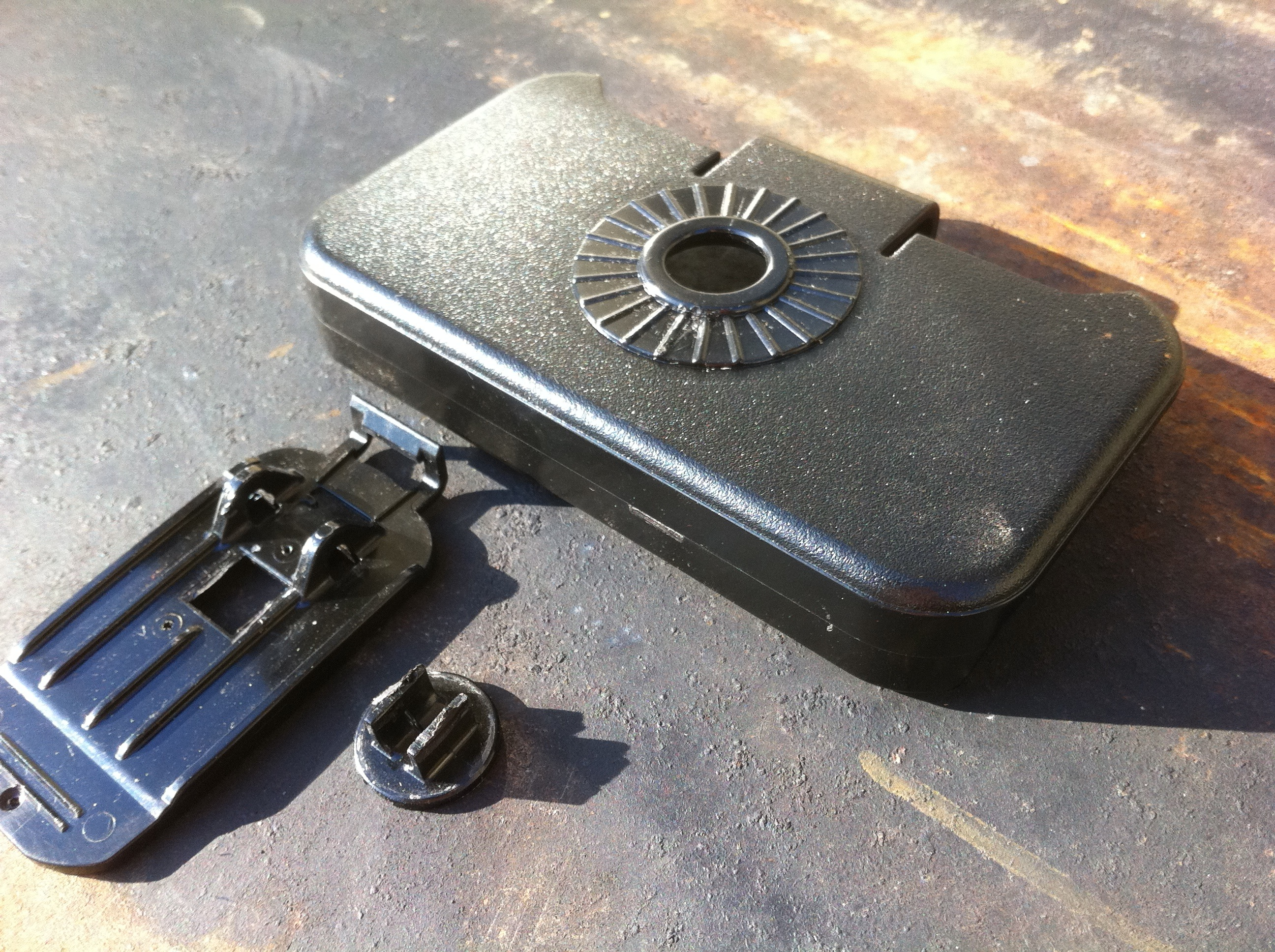 Picture of Remove Belt Clip