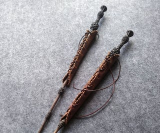 Leather Wand Holster