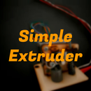 Print with advanced filaments   DIY simple low cost extruder