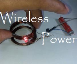 Wireless power-Simple project