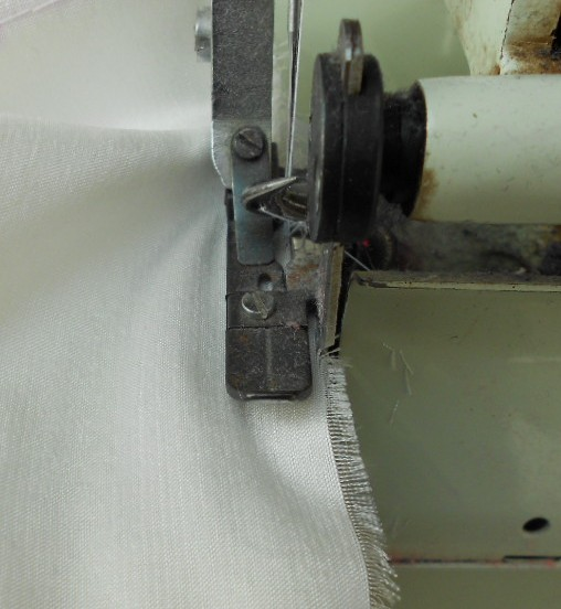 Picture of Side Seams