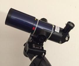ETX Telescope Rail Mount