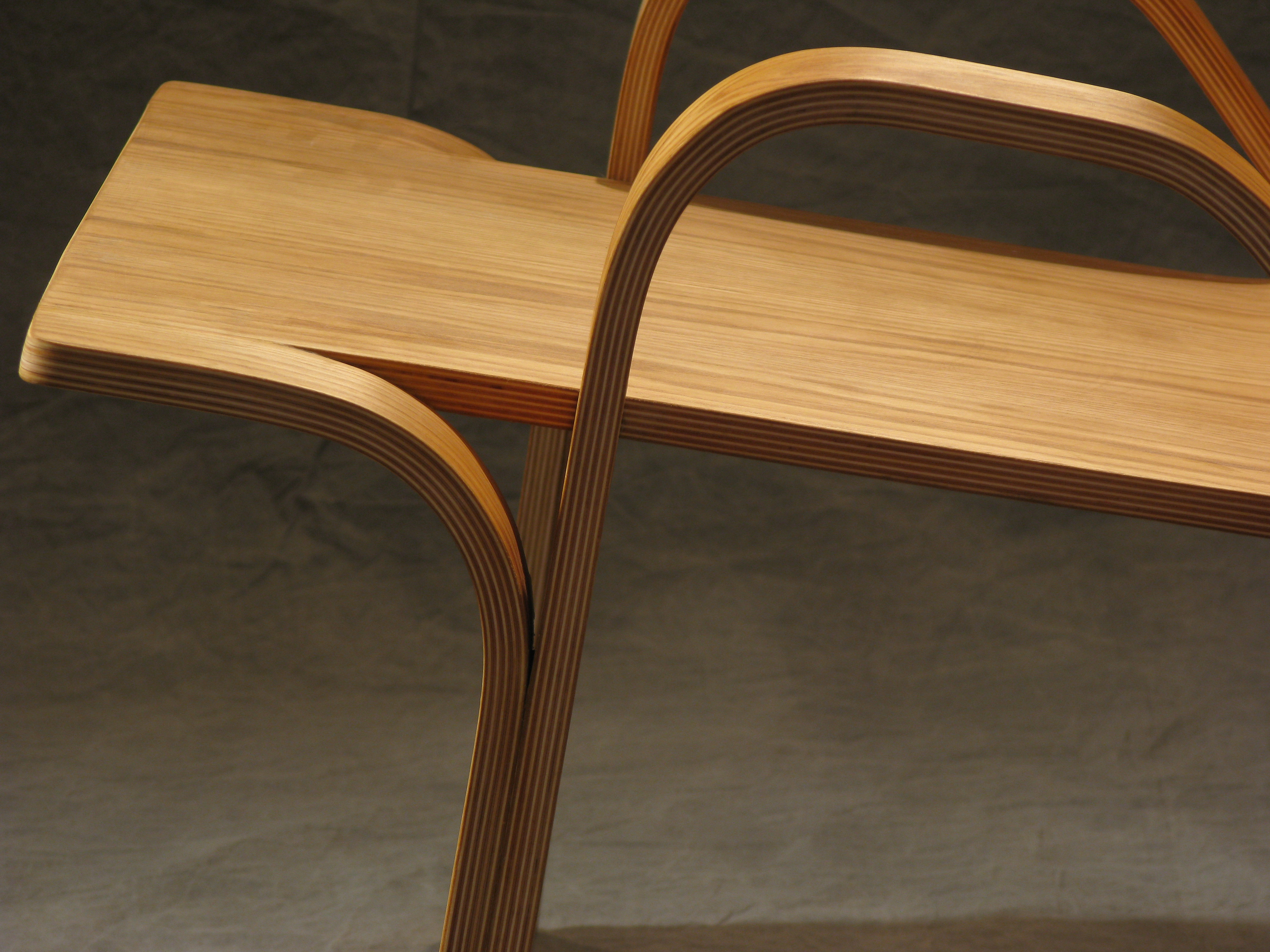 Picture of Ramified Armchair - Bending Plywood