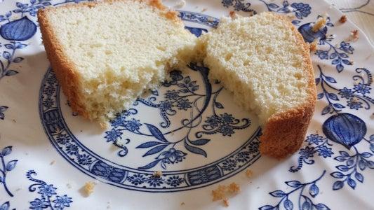 Chinese Sponge Cake: Two Ways