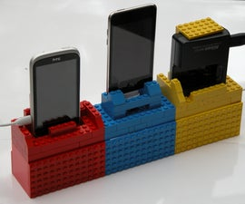 LEGO Recharge Station