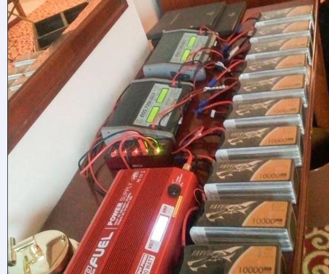 How to Extend the Lifetime of You TATTU Professional UAV Lipo Battery
