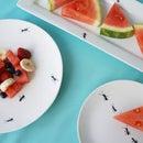 Fun Summer Plates