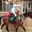 How To Make A Breyer Horse Lasso