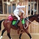 How To Make A Breyer Horse Lasso