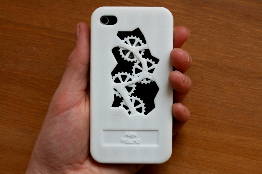 How to create your own custom 3d printed iphone case 4 for Design a case