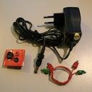 fischertechnik power supply adapter