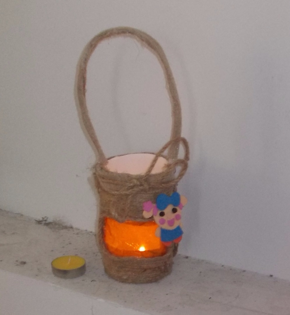 Picture of Miss La Sen  Recycling Lantern