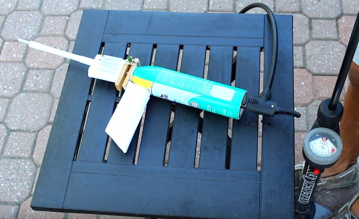 Picture of How to Make a Compressed Air Gun