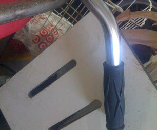 How to Remove Your Handlebar Grips in One Piece