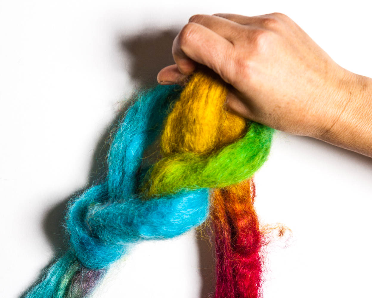 Picture of Braiding the Wool