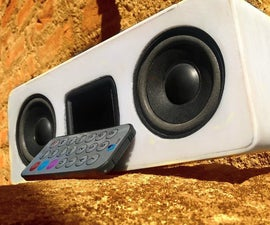 DIY Bluetooth Speaker(BBox :)