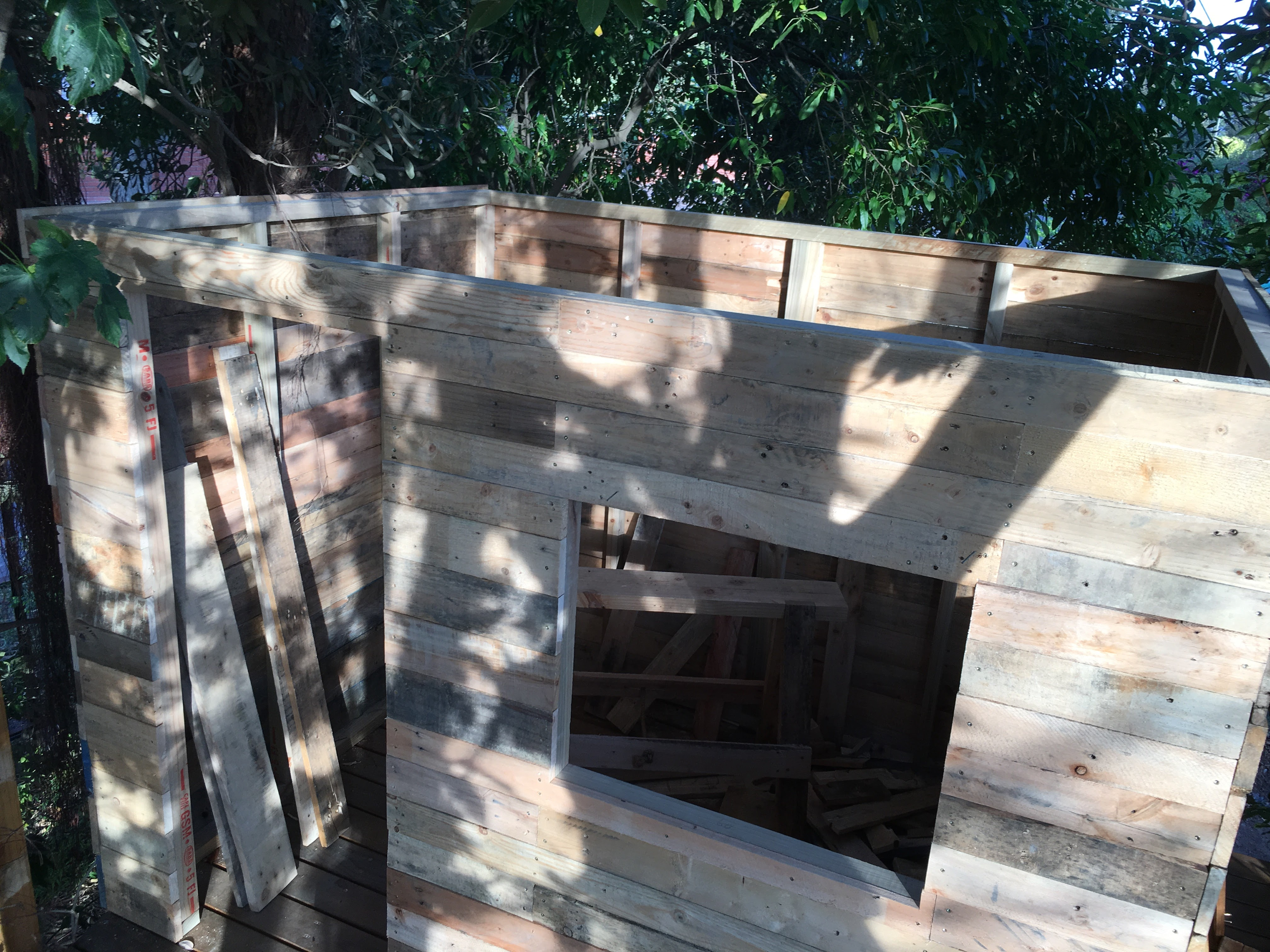Picture of The Pallet Cladding