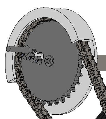 Picture of Assembly in Solidworks