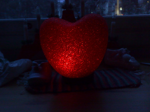 Picture of Heart Night Light