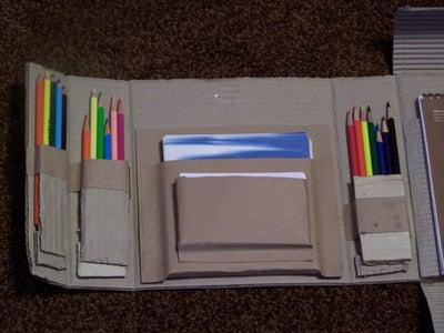 Compact Art Case
