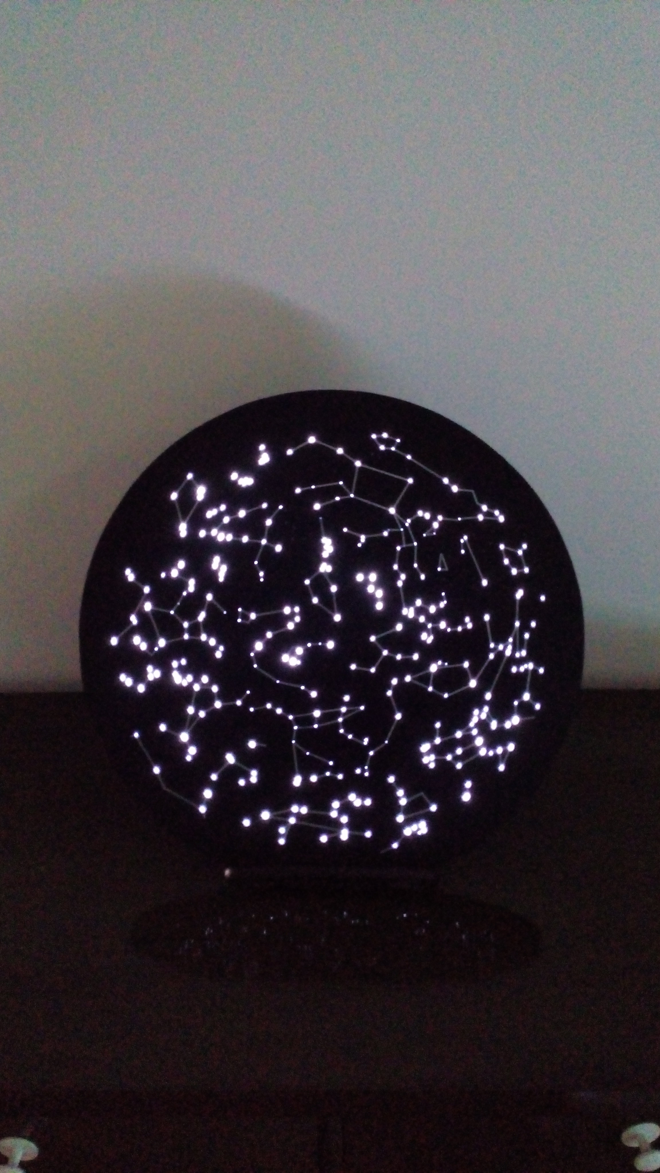 Picture of Illuminated Star Chart