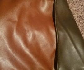 Hand-Sewn Ergonomic Backpack
